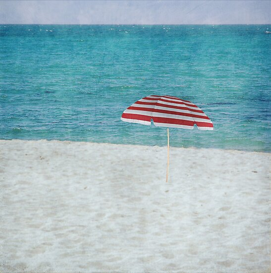 July: red, white and almost blue by korinneleigh