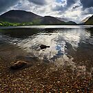 Ennerdale Water - English Lakes, Cumbria. UK by David Lewins LRPS