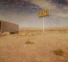 Cafe Straight Ahead by Steve Silverman
