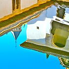 Reflection at Alhambra 1 by AlainKhouri