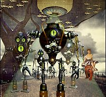 """Invasion of the Tinkerbots  """"Armageddon"""" by jana108"""
