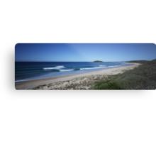 Wario Beach - South Coast, New South Wales Metal Print