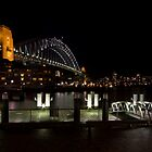 Sydney Harbour Bridge by Sylvia Wu