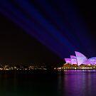 Vivid Sydney Light Festival - Emotion by Sylvia Wu