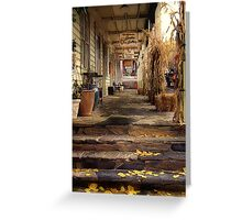 Autumn in Sutter Creek Greeting Card