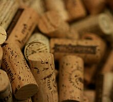 Wine corks by jstoeber