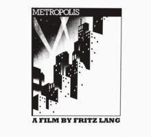 Metropolis by Peter Simpson