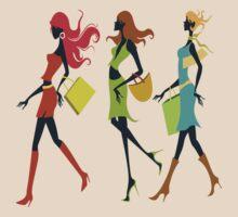 Ladies t-shirt by Amalia Iuliana Chitulescu