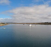 Port Augusta --  Spencer Gulf by Rob Moffatt