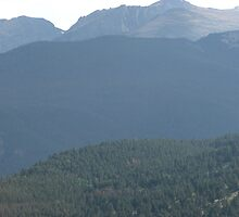 Rocky Mountain National Park, CO by catesemporium