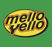 Mello Yello, the T-Shirt by flip20xx