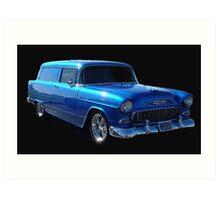 1955 Chevy Sedan Delivery Art Print