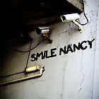 Smile Nancy by AlexNoir
