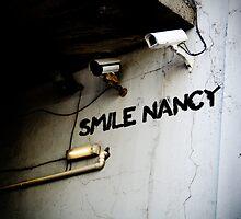 Smile Nancy by AlexNoir