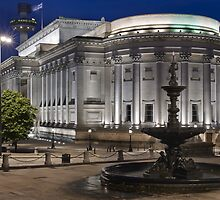 St. George's Hall, Liverpool by Ian Newton