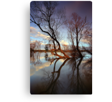 """The Tree's"" Canvas Print"