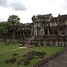 Angkor Wat by Gillian Berry