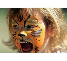 The Tigeress Photographic Print