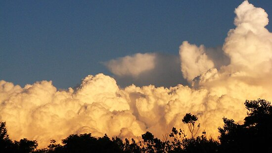 More Clouds ~ Hamburg, NY by artwhiz47