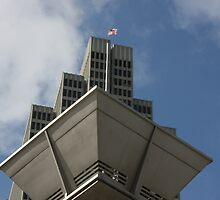 Embarcadero on the Side by fototaker