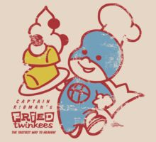 Fried Twinkees! by Captain RibMan