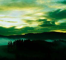 Ambience-during sunrise by Ethem Kelleci