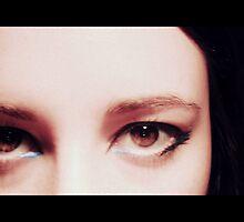 Your eyes... by schizomania