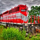 Diesel 2007 (side view) by ECH52