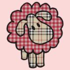 Gingham Sheepy by TeeArt