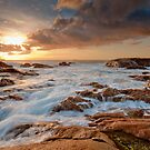 Dusk at Smiths Beach II by Jonathan Stacey