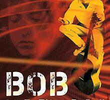 Bob Dylan by Konstantinos Arvanitopoulos