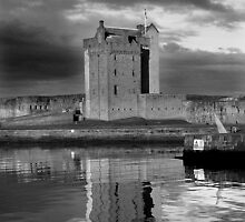 Broughty Ferry Castle by Ellis Lawrence