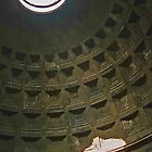 The Pantheon - Rome by David J Dionne