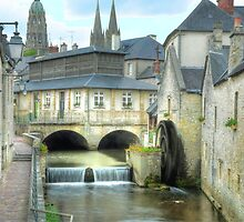 Bayeux, France by Hans Kool