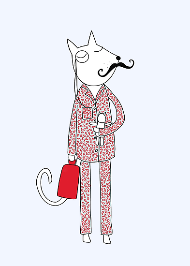 The Cat's Pajamas by Nic Squirrell