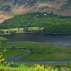 Great Bay, Derwent Water by WatscapePhoto