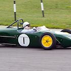 Lotus F1 - Type 21 - 1961 by Nigel Bangert