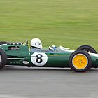 Lotus F1 - Type 25 - 1962/65 by Nigel Bangert