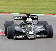 Lotus F1 - Type 78 - 1977/78 by Nigel Bangert