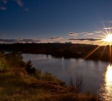 Oregon City Sunset {Willamette View} by Ritchie Belleque