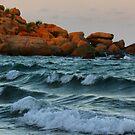 """""""Sun Kissed Rocks"""" by Sue  Fellows"""
