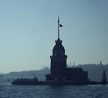 Maiden Tower-TURKEY by rasim1