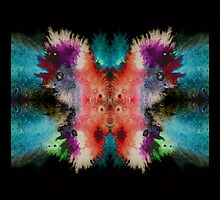 Butterfly by Quadrate