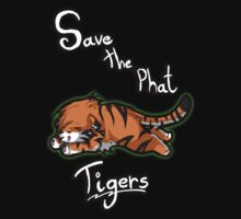 """Save the """"phat"""" tiger shirt by Quixxify"""