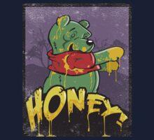Zombie Pooh Kids Clothes