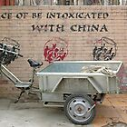 """Place of be intoxicated with China"", Ritan Lu, Beijing by Philip Mitchell"