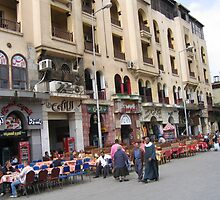 A Street in Cairo by Patricia127