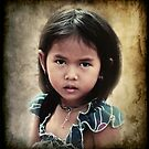 Cambodian Child by Kerry Duffy