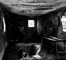Burnt Cabin - Ipswich by GordonCox