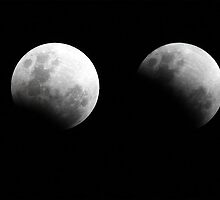 Partial Eclipse by Barb Leopold